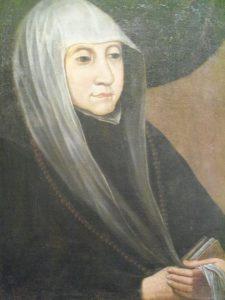 Madre Úrsula Benicasa fundadora religiosas Teatinas