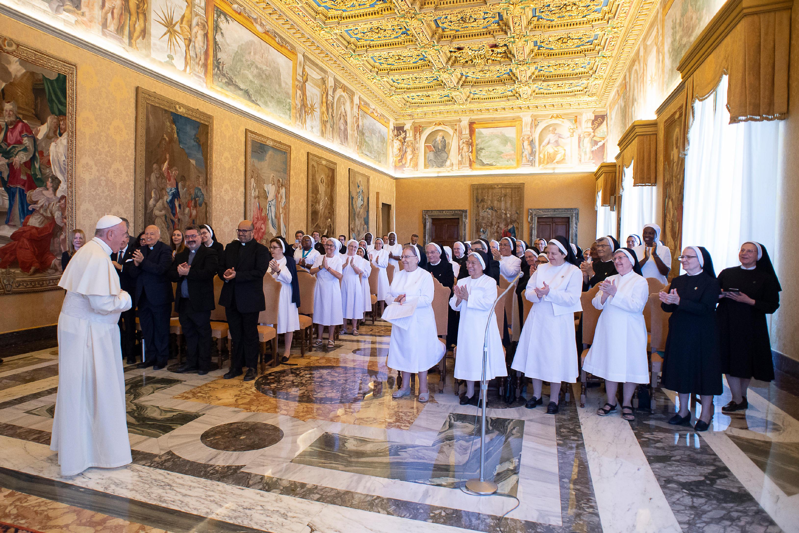 Galería de fotos de la visita de SS Papa Francisco