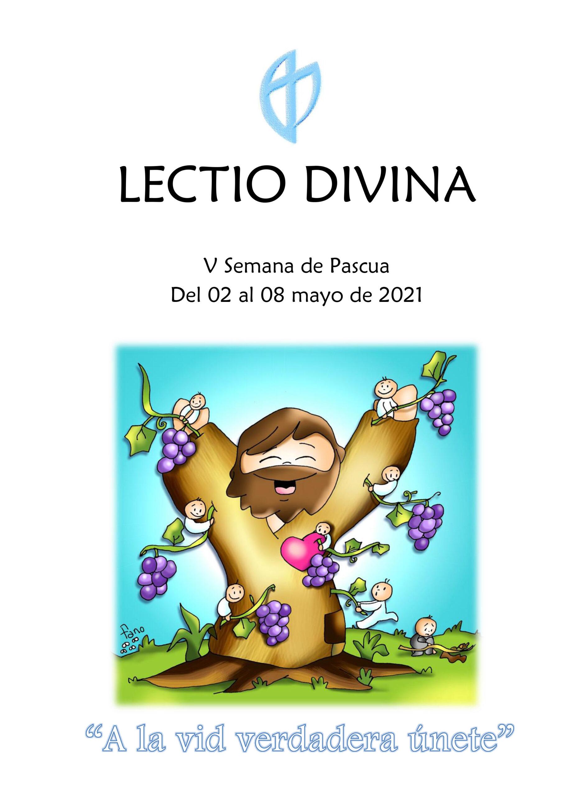V Semana de Pascua (del 02 al 08 mayo de 2021)