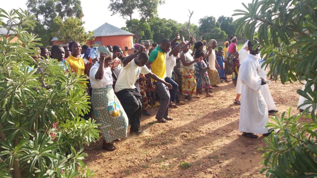 Corpus Christi en Benin