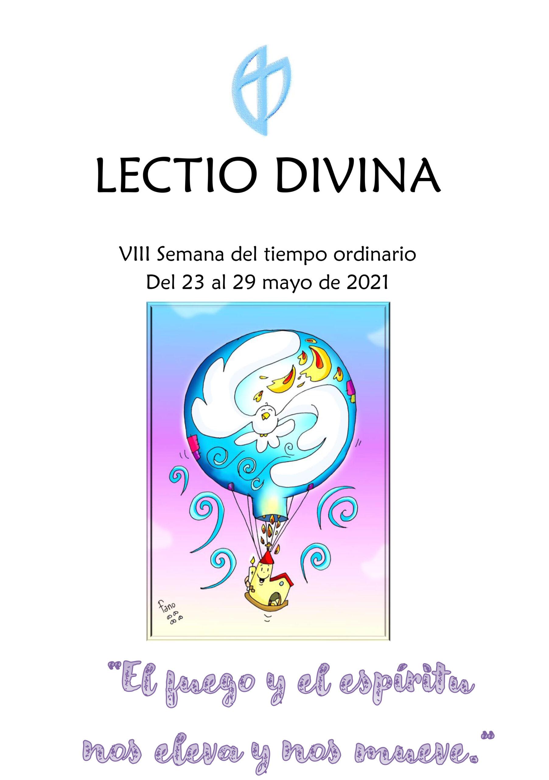 VIII Semana del tiempo ordinario (del 23 al 29 mayo de 2021)